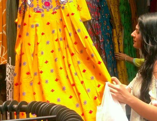 Sarojini Nagar Shopping Haul