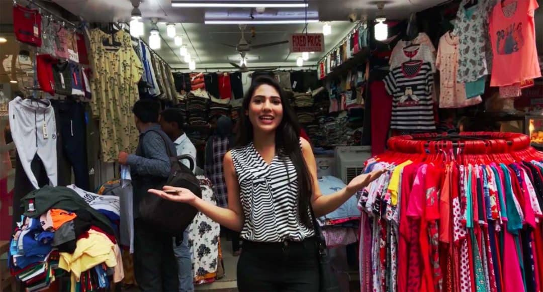 Lajpat Nagar Shopping Haul 2018