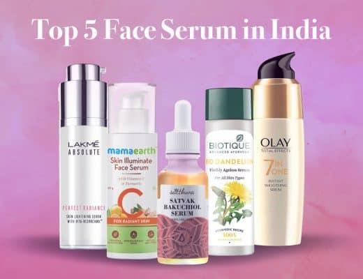 Best Face Serum in India